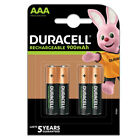 GENUINE DURACELL ULTRA RECHARGEABLE BATTERIES PRE-CHARGED DURALOCK AAA OR  AA  <br/> ✔️USE XBOX , PS3 ,ETC ✔️ AA or AAA✔️ALL mAh AVAILABLE✔️