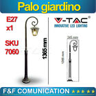 Pole Pole Garden Lampione Led Road Ceiling Light Lantern 2 Mt V-Tac