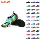 Men Water Shoes Aqua Socks Diving Socks Wetsuit Non-slip Swim Beach Sea 45Colors