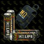 HOHM Tech LIFE 18650 Flat Top 3077mAh/20.7A CDR Rechargeable Battery / Wholesale