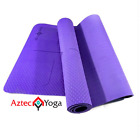 Thick Foam Yoga Exercise Mat Gym Workout Fitness Pilates Pad + Carrying Bag