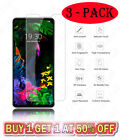 3-Packs 9H Tempered Glass Screen Protector Film For LG G3 G4 G5 G6 G7 G8 ThinQ
