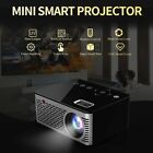 1080P Mini Pocket LED Cinema Video HD USB HDMI Projector Home Theater  Beamer RT