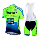 Mens Team Cycling Bib Shorts Cycling Jersey Bib Shorts Set Cycling Jersey <br/> Accept mixed size-Good Service Attitude-Breathable