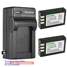 Kastar Battery AC Wall Charger for Fuji NP-140 BC-140 Fujifilm FinePix S200EXR