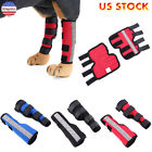 Pet Knee Pads Health Care Dog Legs Protectors Surgery Injury Cover Reflective