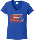 V-NECK Ladies Mathew Barzal Josh Bailey New York Islanders Stanley Cup 19 Shirt $18.99 USD on eBay