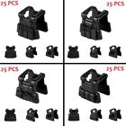 Kyпить 25x UTILITY VEST / ARMOR - for Lego Military Minifigures - Army WEAPON  HOLSTER на еВаy.соm