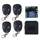 Relay DC12V 7A 1CH Wireless Remote Control Switch Transmitter Receiver System lo