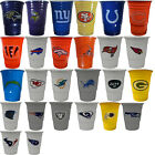 NEW Licensed Football League Team Logo Party/Game Day Plastic Cups - Pick A Team $8.5 USD on eBay