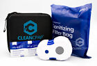 Sleep8 CPAP BiPAP Cleaner and Sanitizer Kit Cleans Mask, Hose, Humidifer