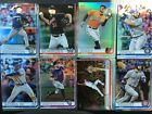 2019 Topps Series 1 Rainbow Foil Parallel Singles U-PICK Complete Your Set