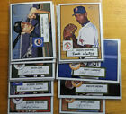 2001 Topps Heritage Short Prints SP Fill Your Set You Pick Choice 3.33 flat ship