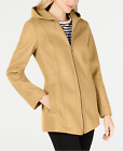 London Fog Hooded Coat - Camel - Sizes UK  14-16 / 18-20 / 24-26