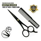 WAHL USA  professional Hairdressing Hair Cutting Barber Salon COMB and Scissors