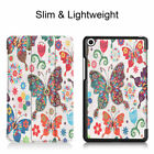 """For Xiaomi Mi Pad 4 8.0"""" Magnetic Smart Flip Folio PU Leather Case Stand Cover"""