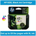 HP 62XL High-Yield Single or Multi-Pack Ink Cartridges (Black or Color) EXP 2020 фото