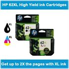 Kyпить HP 62XL High-Yield Single or Multi-Pack Ink Cartridges (Black or Color) EXP 2020 на еВаy.соm