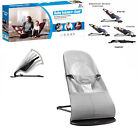 4 in 1 Newborn Baby Balance Bouncer Soft Durable Foldable Toddlers Chair Rocking