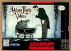 .SNES.' | '.Addams Family Values.
