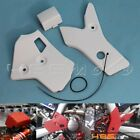 4Colors Left & Right Frame Protector Cover Guard For Honda CRF250L M Rally 12-17