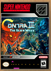 .SNES.' | '.Contra III The Alien Wars.
