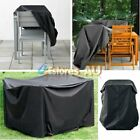 Waterproof Outdoor Patio Garden Furniture Rain Dust Snow Cover For Table Chair