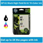 Kyпить HP 61 Standard Single or Multi-Pack Ink Cartridge (Black or Tri-Color), EXP 2020 на еВаy.соm