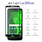 Full Cover Tempered Glass Screen Protector For Motorola MOTO E5 G7 Z4 Plus Play