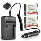 Kastar Battery AC Travel Charger for NP-130 & Casio Exilim EX-10 Exilim EX-100