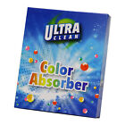 Washing Machine Laundry Colour Catcher Magnet Stain Remover Fabric Sheets Wash
