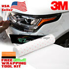 3m Clear Protection Film Headlight Taillight Fog Light Sider Marker Vinyl Wrap