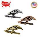 Creative Pewter Designs Odin'S Raven Lapel Pin or Magnet, G007 $14.99 USD on eBay