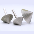 Electroplated Diamond Countersink Drill Bit Grinding Glass Hole Stone trimming