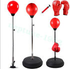 2019 Speed Ball Boxing Punch Bag Sport Set Mitts Gloves Kids Boys Adult Toy Gift