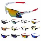 Mens Ladies Cycling Biking Driving Riding Running Golf Outdoor Sports Sunglasses