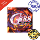 DHS G888 Table Tennis and Ping Pong Rubber, Authentic, Choose Color & Thickness