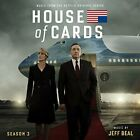 JEFF BEAL - HOUSE OF CARDS SEA 3 [CD]