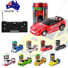 Multicolor Coke Can Mini Speed RC Radio Remote Control Micro Racing Car Toy Gift $14.15  on eBay