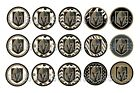 "NHL Vegas Golden Knights PRE CUTS or DIGITAL SHEET 1"" Circle Bottle Caps $2.5 USD on eBay"