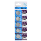 New 10/5PPCS Alkaline Button Cell Coin Pack Watch Calculator Battery Batteries