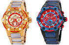 Invicta Marvel Edition Chronograph Stainless Steel Men's Watch (Collection) image