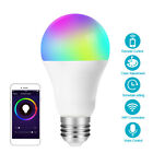 Ampoule LED Intelligente WiFi Télécommande à Intensité Variable Compatible