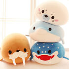 Cute Animal Shape Plush Foam Particle Filling Doll Toy for Kids