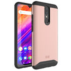 for BLU G9, TUDIA Slim-Fit MERGE Dual Layer Protective Cover Case