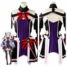 Sword Art Online SAO Yuna Ordinal Scale Movie Cosplay Costume Dress Outfit Suit!