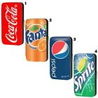Soft drink coca cola pepsi fanta sprite flip wallet for apple iphone, samsung. £8.99  on eBay