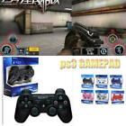 Ps3 Pc Usb2.0 Wired Game Controller Gamepad Joypad Fit For Laptop Computer Au