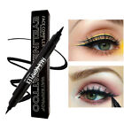 EYELINER TATTOO WATERPROOF FACE COMPLEX 2177 LIQUIDO DOPPIA PUNTA MAKE-UP OCCHI