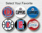"Los Angeles Clippers Buttons 1.25"" NBA Team Hat Shirt Jersey Pins Patch Novelty on eBay"